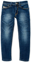 Diesel Boys 4-7) Waykee Regular-Straight Jeans