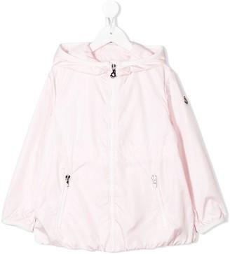Moncler Enfant Eau hooded jacket