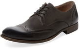 John Varvatos Men's Star S Commute Wingtip Derby Shoe