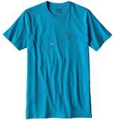 Patagonia Men's Split-It-Yourself Organic Cotton/Poly T-Shirt