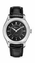 Salvatore Ferragamo Lungarno Black Dial Automatic Watch, 44mm