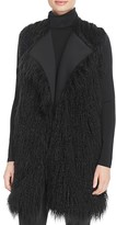 Theory Nyma Faux-Fur Vest