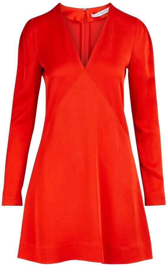 Givenchy Short long-sleeved dress