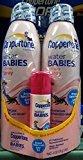 Coppertone waterbabies 2-6.0oz lotion spray, 12.6oz by