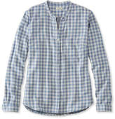 L.L. Bean Double-Cloth Shirt, Gingham