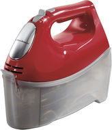 Hamilton Beach 6-Speed Hand Mixer + Snap On Case