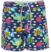 MC2 St Barth Tropical Fish Swim Shorts