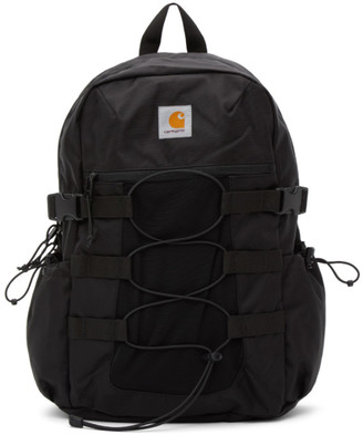 Carhartt Work In Progress Black Delta Backpack