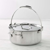 All-Clad d5 Stainless-Steel Pouring Stock Pot