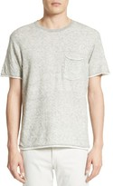 Rag & Bone Men's Tripp Cotton & Wool T-Shirt