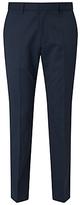 Hugo Boss Hugo By Hugo Boss Genius Slim Fit Suit Trousers, Dark Blue