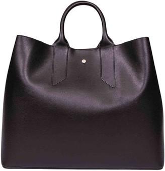 Borbonese Extra Large Bow Handbag