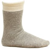 Duray Women's Thermal Wool Socks Natural Gray - Size 7-9