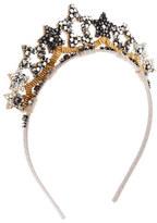 J.Crew Girls' star crown headband