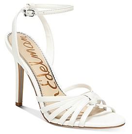 Sam Edelman Women's Adaline Strappy High-Heel Sandals