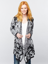 A Pea in the Pod Drop Shoulder Maternity Cardigan