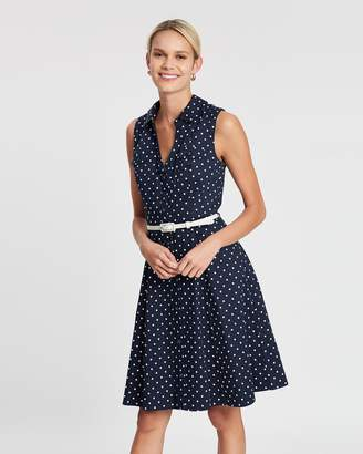 Review Go Spotty Shirtdress