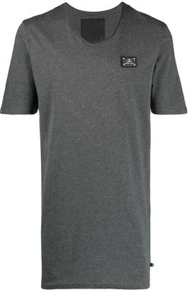 Philipp Plein logo plaque T-shirt