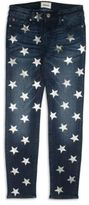 Hudson Toddler's, Little Girl's & Girl's Star Jeans