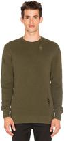 Zanerobe Waffle Knit Sweater