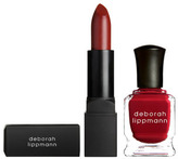 Deborah Lippmann Love Notes Lipstick and Nail Polish Set