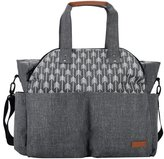 Lekebaby Baby Diaper Bag Use As Purse and Messenger Bag for Moms and Girls in , Arrow Print