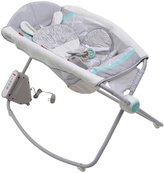 Fisher-Price Safari Dreams Deluxe Auto Rock 'n Play Sleeper, White/Yellow by