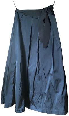 Lanvin Blue Skirt for Women