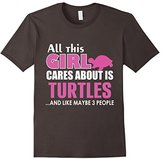 turtle shirt - All this girl cares about is turtle