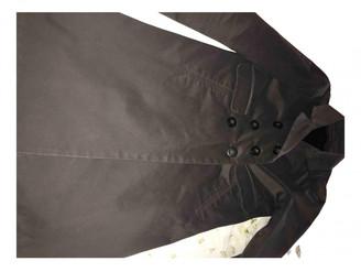 Comptoir des Cotonniers Grey Cotton Coats