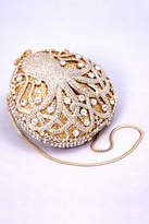 Chic and Shore Things Crystal Octopus Clutch