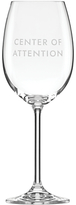Kate Spade 'Center of Attention' Wine Glass, Clear, 473ml