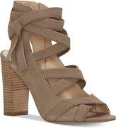 Vince Camuto Sammson Cross-Strap Sandals