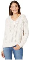 Splendid Cedar Ridge Chenille Tunic Sweater (Soft Blush) Women's Clothing