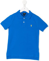 Ralph Lauren classic polo shirt - kids - Cotton - 2 yrs