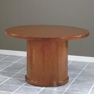Latitude Run Jusino Circular Conference Table Latitude Run Size: 4' L Diameter