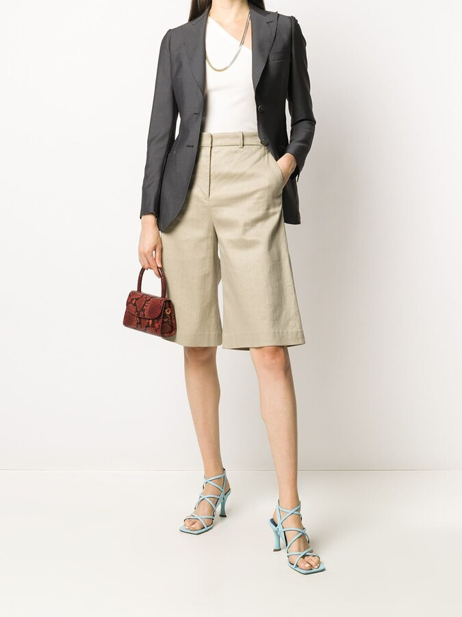 Thumbnail for your product : Maurizio Miri Fitted Blazer