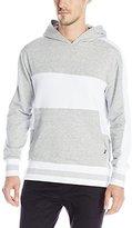 Zanerobe Men's Lineback Hood Sweater