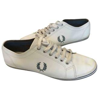 Fred Perry White Other Trainers