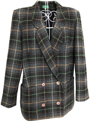 Cacharel Multicolour Wool Jackets