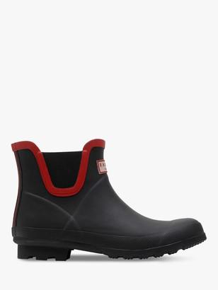 Radley Alba Chelsea Wellington Boots, Black