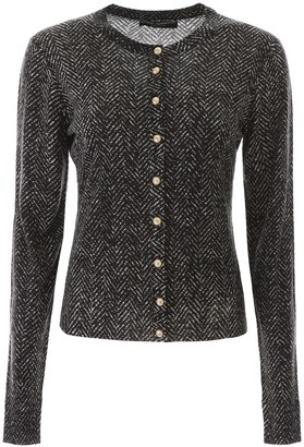 Dolce & Gabbana Fitted Cardigan