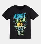 Under Armour Boys' Pre-School UA About To Go Off T-Shirt