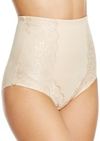 Le Mystere Sophia Lace High-Waist Brief #135