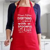 Jack Spratt Baby Stirred With A Spoonful Of Love Personalised Apron