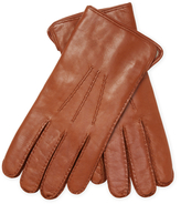 Portolano Nappa Leather Ruching Gloves