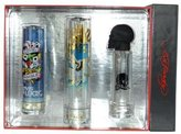 Christian Audigier Gift Set Ed Hardy Variety By