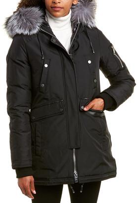 Nicole Benisti Aurora Series Coat