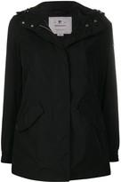 Woolrich concealed zip jacket
