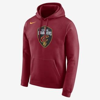 Nike Men's Logo NBA Hoodie Cleveland Cavaliers